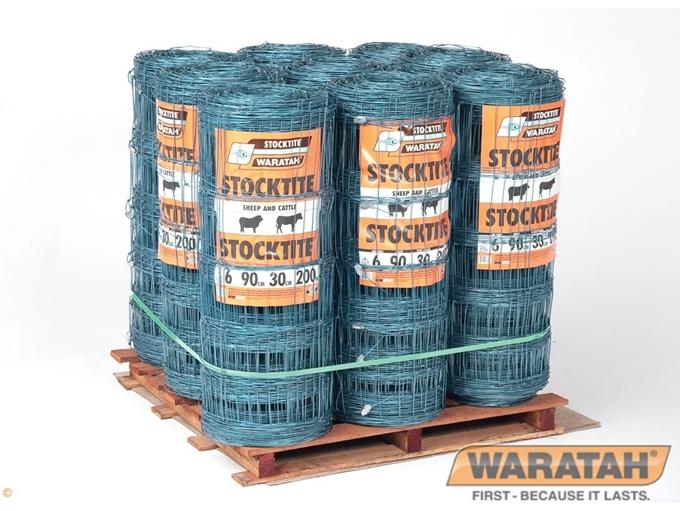 STOCKTITE LONGLIFE WARATAH 200M ROLL