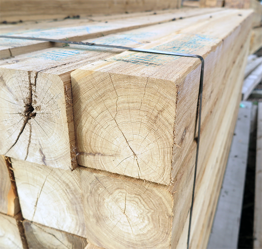 Cypress posts rough sawn coldstream timber hardware